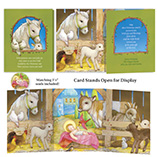Nativity of the Animals Christmas Card Set of 20