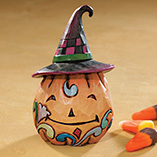 Collectibles & Display - Jim Shore® Heartwood Creek Mini Pumpkin