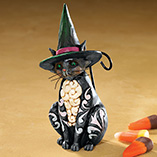 Collectibles & Display - Jim Shore® Heartwood Creek Mini Cat