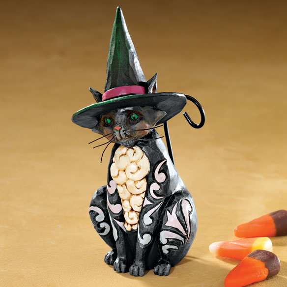 Jim Shore® Heartwood Creek Mini Cat