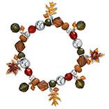 View All Jewelry & Keychains - Autumn Leaf Stretch Bracelet