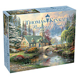 Table Calendars - Thomas Kinkade 365 Scripture Desk Calendar