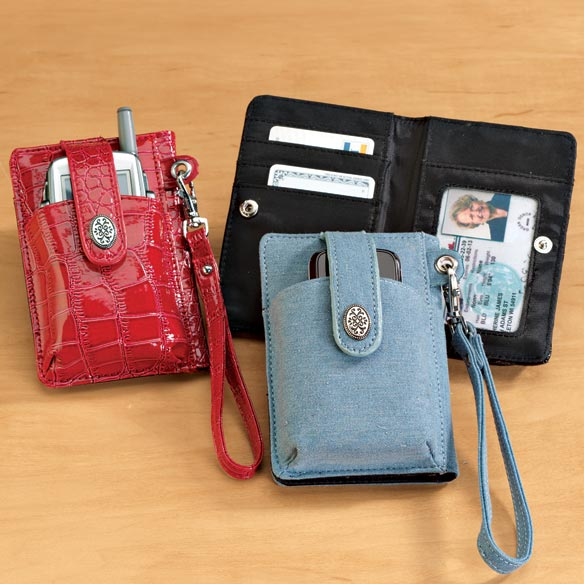 Cell Phone Wristlet - View 1