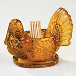 Turkey Toothpick Holder