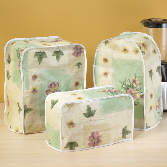 Kitchen appliance covers