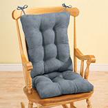 Cushions, Curtains & Throws - Twillo Rocking Chair Cushion Set