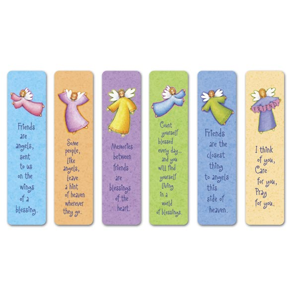 Angel Bookmarks