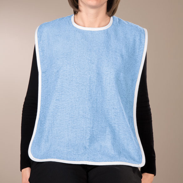 Terry Bib with Velcro Closure