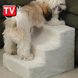 Pet Toys & Supplies - 3 Step Pet Stairs