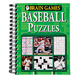 Games & Puzzles - Brain Games Baseball Puzzles