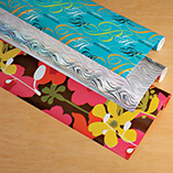 Wrapping & Gift Giving - Everyday Roll Wrap 3 Pack