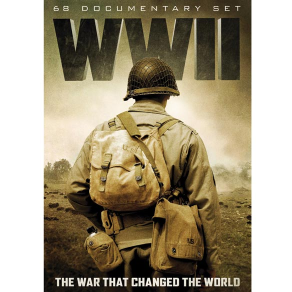 WWII: The War that Changed the World DVD Set