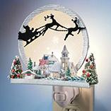 View All Kimball Klearance - American Christmas Night Light