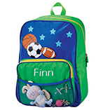 Children's Products - Personalized Sports Backpack