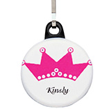 Children's Products - Personalized Princess Zipper Pull