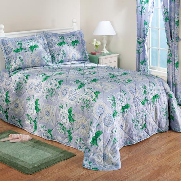 Belle Fleur Bedspread Bedding