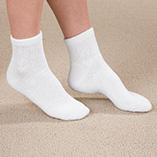 Foot Care - Diabetic Ankle Socks - 3 Pairs