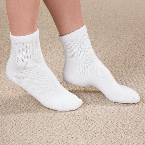 Diabetic Ankle Socks - 3 Pairs