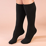 Fleece Lined Knee Highs 2 Pair
