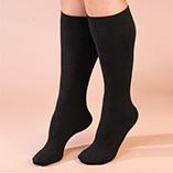 Undergarments & Sleepwear - Fleece Lined Knee Highs
