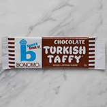 Chocolate Bonomo Turkish Taffy 1.5 oz Bar
