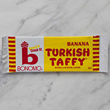 Food - Banana Bonomo Turkish Taffy