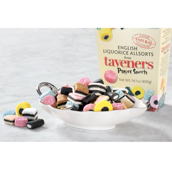 Licorice Allsorts 14 oz Box