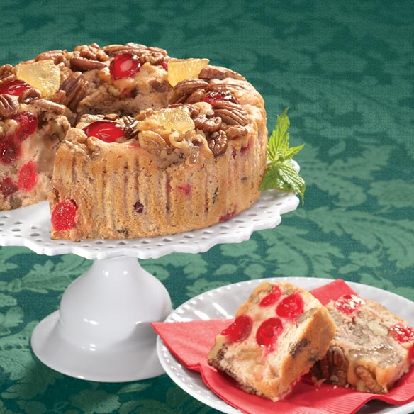 Classic Fruit Cake - View 1