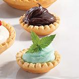Chocolate - Mini Dessert Shells 24/Box