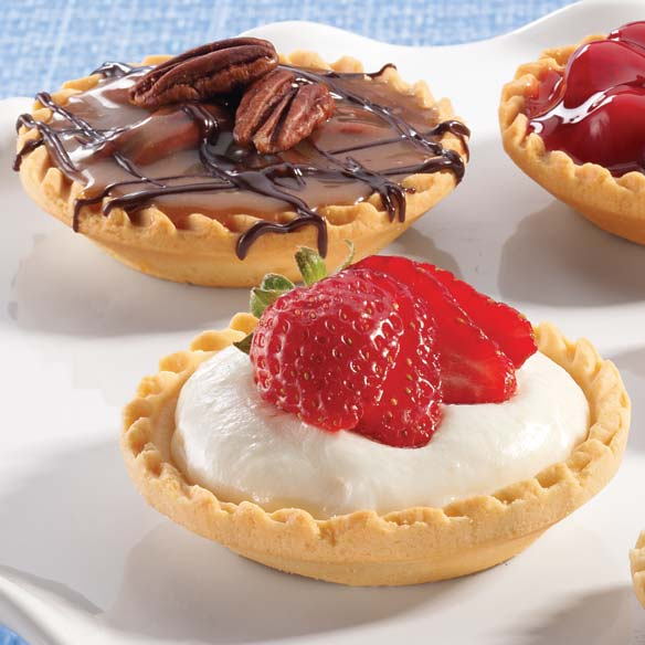 Large Dessert Shells 12/Box