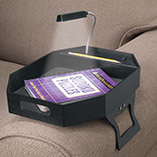 Home & Pets - Armrest Coffee Tray With LED Light