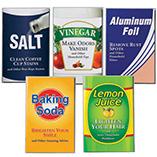 Cookbooks - Household Hints Books - Set Of 5