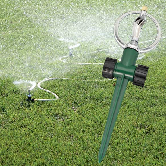 Portable Stake Sprinkler