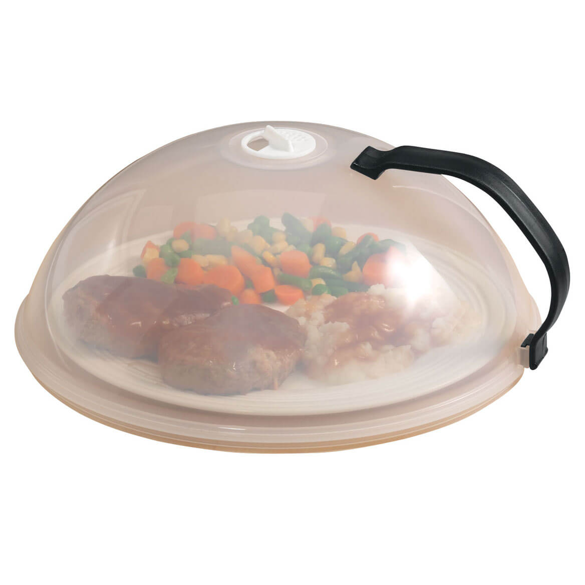 Microwave Lid With Vent