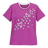 Apparel & Jewelry - Tumbling Daisies Shirt