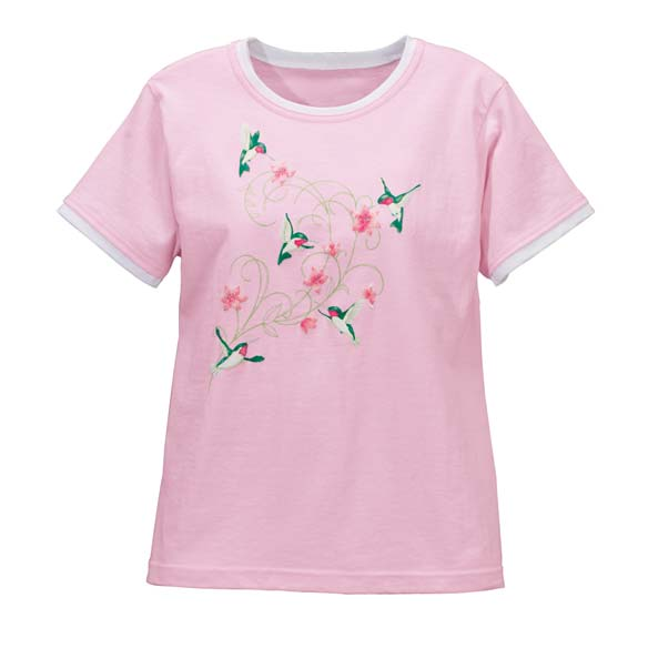 Hummingbird Gathering T Shirt
