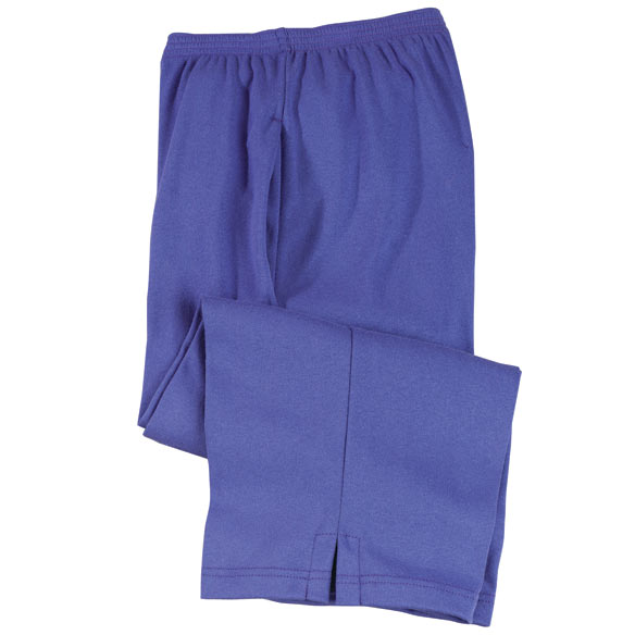 Purple Capris - View 1