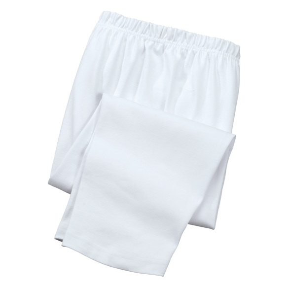 White Capri 2XL-3XL