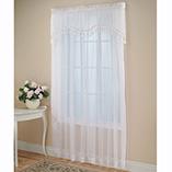 Cushions, Curtains & Throws - Monte Carlo Curtain