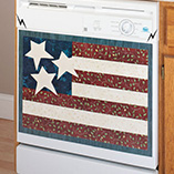 Country Flag Dishwasher Magnet