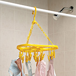 View All Kimball Klearance - Hanging Clothes Dryer with 15 Clips