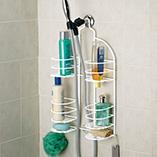Bathroom & Shower - Hand-Held Shower Caddy