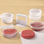 Food Prep - Hamburger Maker Set