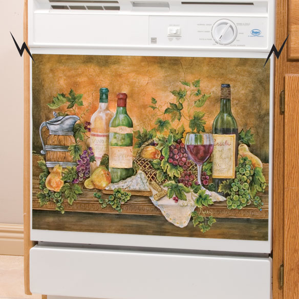 Tuscan Dishwasher Magnet