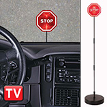 TV Products - Stop Sign For Garage