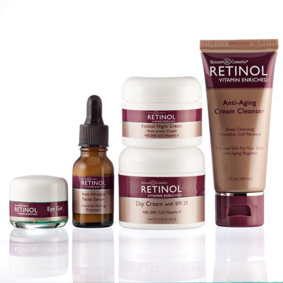 Retinol Daily Anti-Aging System