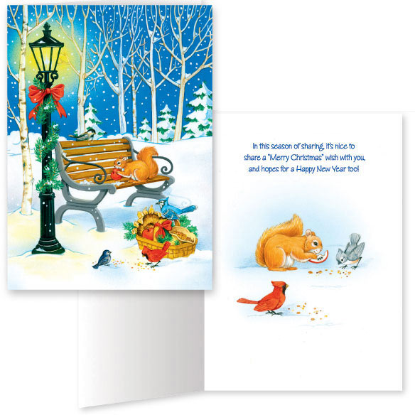 Sharing the Season Card Set of 20