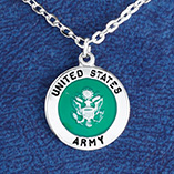 View All Kimball Klearance - Military Service Necklace
