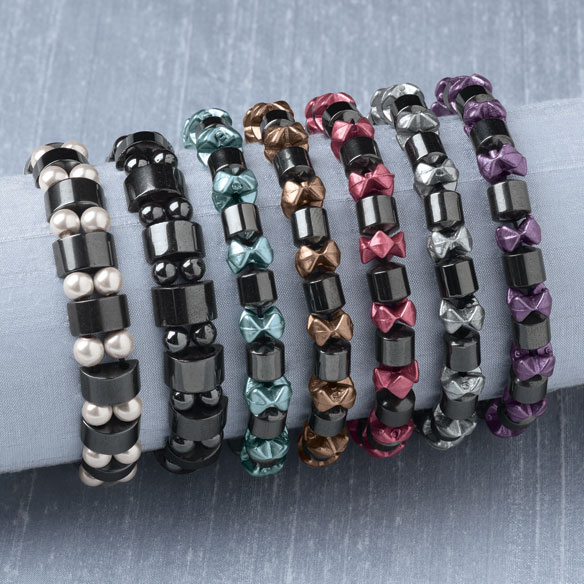 Fashion Hematite Bracelets