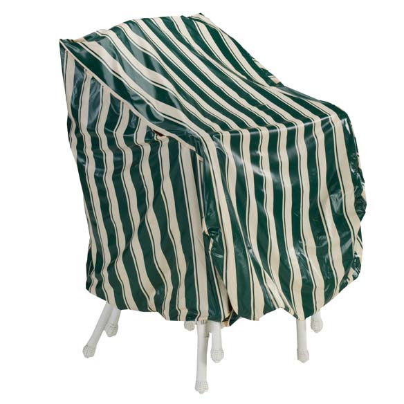 Deluxe High Back Chair Cover